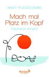 """Das Buch """"Mach mal Platz im Kopf"""" ist im Knaur Verlag erschienen. Preis: 16,99 Euro."""
