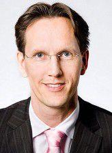 Sascha Schwarz, Head of Business Transformation bei Infosys Deutschland, glaubt an Mobile Payment - will die Diskussion darum aber realistisch führen.