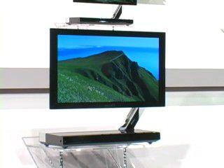 Flach, scharf und genügsam - nur in der Anschaffung gehen die OLED-Fernseher von Sony ins Geld.