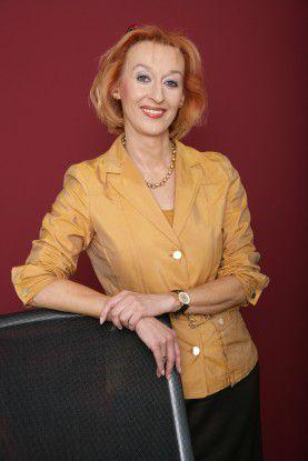 Die Juristin Regine Stachelhaus leitete HPs Druckersparte in Deutschland.