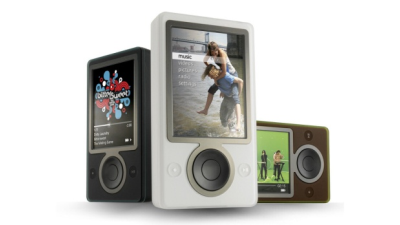 TV-Downloads: Microsofts MP3-Player Zune kämpft um seine Existenz - Foto: xyz