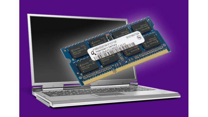 Ab sofort erhältlich: DDR3-Speicherriegel für Notebooks von Qimonda.
