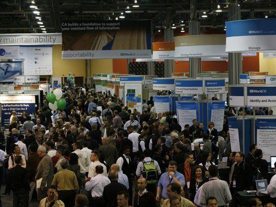 Die CA World in Las Vegas bevölkern auch in diesem Jahr wieder 6.000 Besucher.