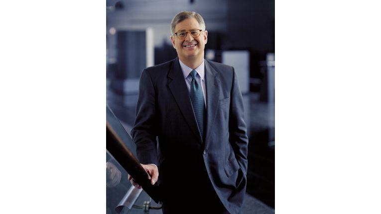 IBM-CEO Samuel J. Palmisano glaubt, mit Cloud Computing gut für die Zukunft gerüstet zu sein.