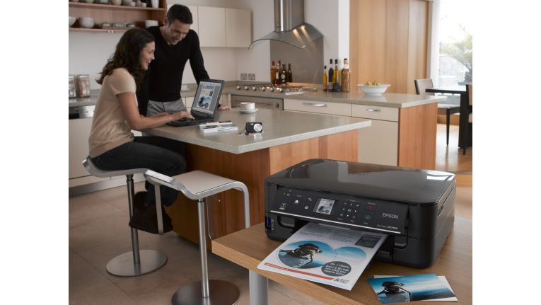 Lästige Kabel ade: Immer mehr Drucker werden mit WLAN-Funktionalität ausgeliefert.