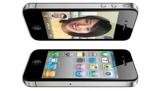 Mit nur zwei iPhones gab sich das Gaunerpärchen aus Hessen nicht zufrieden.