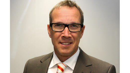 Weggang nach nur einem Jahr: Der ehemalige Medimax-Vertriebschef Matthias von Puttkamer - 522x294