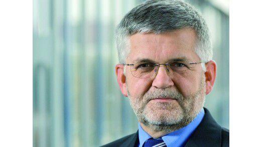 Peter Dewald, Geschäftsführer der Sage Software GmbH