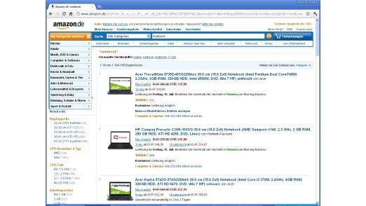 Die Verwendung von Bildern, die von Amazon zur Verfügung gestellt werden, kann zur Abmahnung wegen Urheberrechtsverletzung führen.