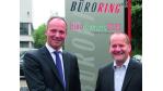 Strategische Partnerschaft: Büroring kooperiert mit Samsung