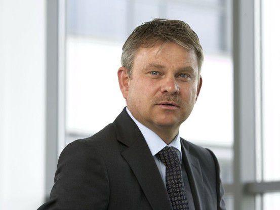 """""""Die Anwender treiben die IT"""", sagt Roland König, Geschäftsführer des Bechtle-IT-Systemhauses München/Regensburg und Leiter des Geschäftsfelds Virtualisierung"""