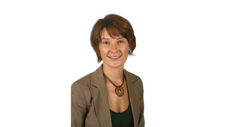 Softengine-Pressesprecherin Corinna Müller
