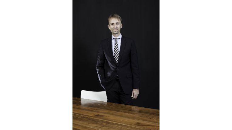 Stefan Land, Finanzvorstand bei All for One Steeb