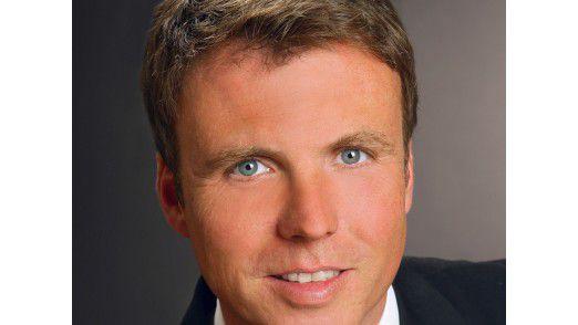 Carsten Heidbrink, Director Partner Sales Organisation bei Cisco Deutschland