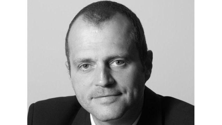 """Martin Twickler, Managing Director von Exclusive Networks Deutschland: """"500 Partner ordern regelmäßig bei uns""""."""