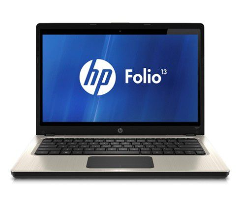 Das spiegelnde Display des HP Folio 13 wurde in Tests bereits kritisiert