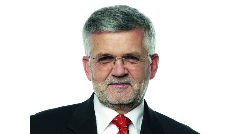 """Peter Dewald, Geschäftsführer der Sage Software GmbH: """"Derzeit rechnen wir mit vier bis sechs Monaten, bis wir qualifizierte Arbeitskräfte finden."""""""
