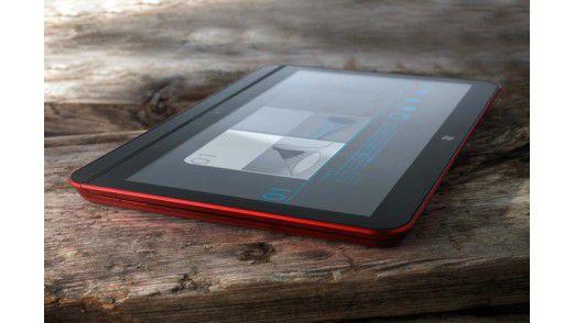 Kurz vor Weihnachten sollen die ersten Tablets mit Microsofts neuem Betriebssystem Windows 8 in den Läden stehen.