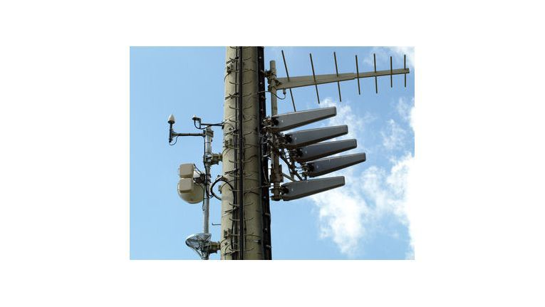 Mobilfunk Antennenmast