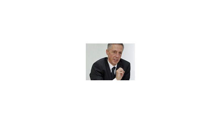 Volker Smid, Geschäftsführer HP Deutschland