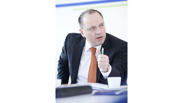 Bluechip-Vorstand Sven Buchheim leitet künftig Drucker.de - wie auch schon die Brunen-IT-Shops