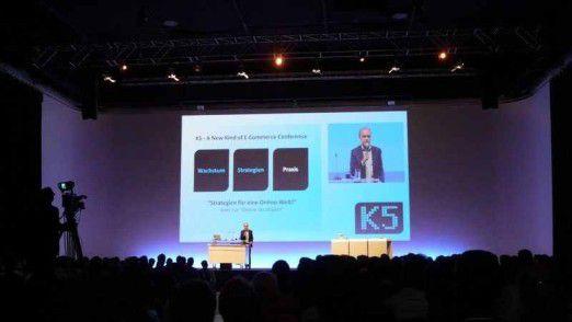 Zur zweiten Ausgabe der K5-Konferenz kamen über 900 Teilnehmer nach München