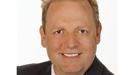 Dirck Hanßen, Vorstand der Sysback AG