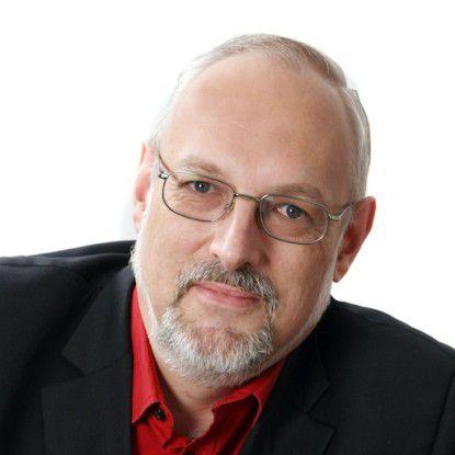 Matthias Schorer, Cloud & Advisory Services Leader bei VMware