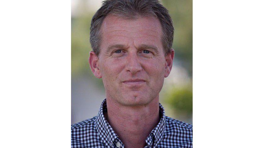 Uwe Knoke, Managing Director der weclapp GmbH