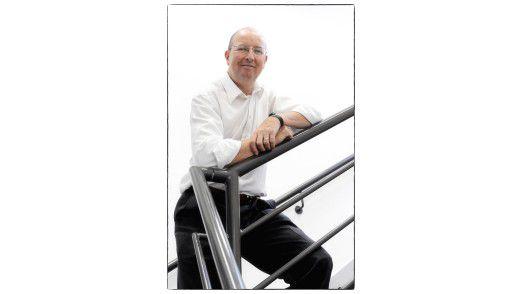 """Ian Kilpatrick, Chairman der Wick Hill Group: """"Die schwere wirtschaftliche Lage wird sich auch 2013 auf den IT-Sektor auswirken."""""""