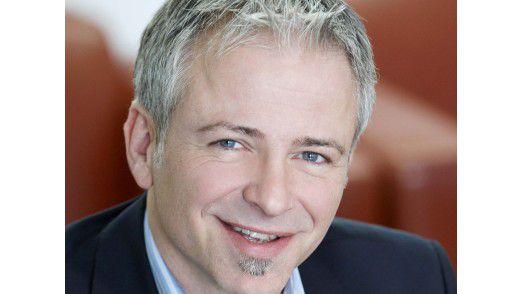 Hardy Köhler, Director Channel & Territory Sales Zentraleuropa bei Adobe, will die Incentives für Box- und Lizenzverkäufe reduzieren