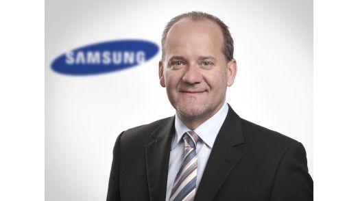 Jürgen Krüger, Director IT Printing bei der Samsung Electronics GmbH