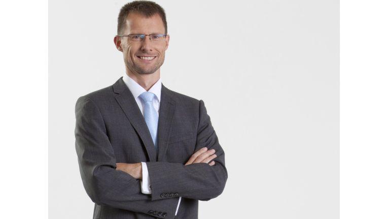 """Jörg Schläfke, Regional Director bei der Asus Computer GmbH: """"Der Wachstumsmotor für das kommende Jahr werden sicherlich die Touch-Produkte sein."""""""