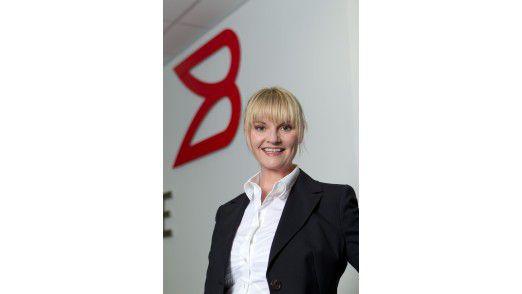 """Tanja Bartsch, Manager Channel Sales DACH bei Brocade Communications: """"ich kenn die Sorgen unserer Partner"""""""