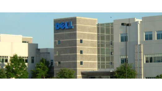 Dell Firmengebäude in Austin