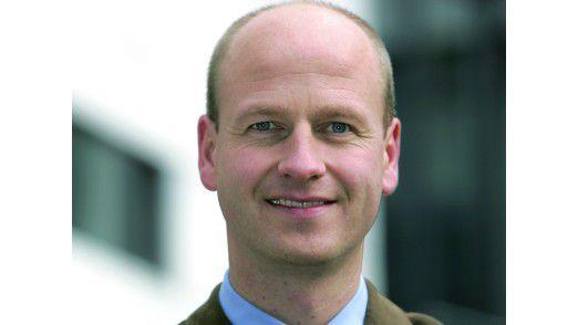 Bernhard Brandwitte, Vice President Storage bei Fujitsu Technology Solutions