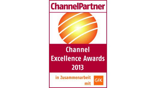 """Die Channel Excellence Awards werden von ChannelPartner auf Grundlage der Studie """"Channel Survey IT Deutschland"""" der GfK vergeben."""