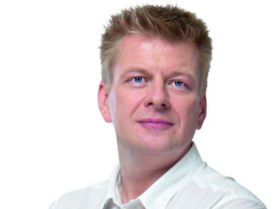 Achim Weiss, CEO von ProfitBricks