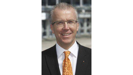 """Jürgen Kohler, Leiter der Fiducia-Kundenbetreuung: """"Kaum ein Bereich ist so gläsern wie der Helpdesk."""""""