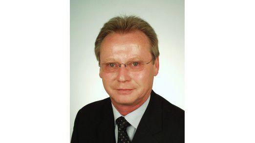 """Harald Prior, CIO Demag Cranes & Components: """"Viele CIOs haben es versäumt, die Organisation vor der Einführung von IT-Systemen an die neuen Erfordernisse anzupassen."""""""
