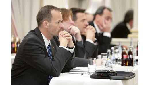 Nach den Keynote-Vorträgen von Weinrauch und Praxmarer diskutierten die Teilnehmer in den Arbeitskreisen.