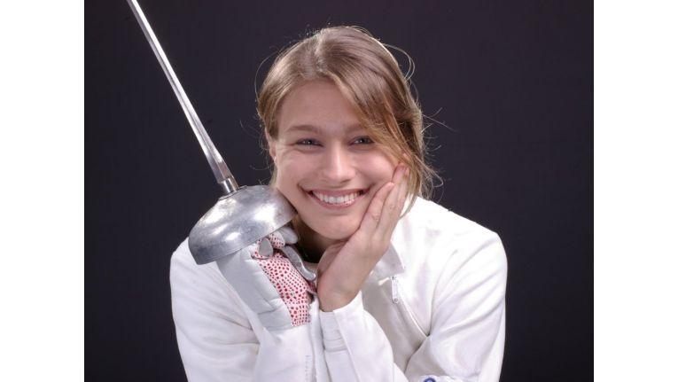 Britta Heidemann, Fecht-Weltmeisterin