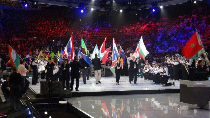 Der Worldwide Partner Conference 2013 mangelte es an Euphorie - von Selbstzweifeln aber ist Microsoft noch weit entfernt.