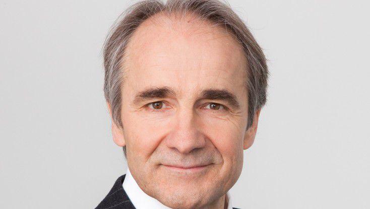 Karl-Heinz Streibich, Chef der Software AG