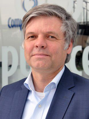 Wolfgang Fehr, Solution Manager Unified Communication & Collaboration bei Computacenter.