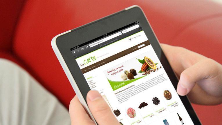 Die in mobilen Shops angezeigten Preise weichen oft von denen im klassischen Webshops ab.