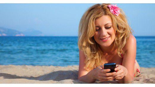 Ob Sylt, Adria oder Miami Beach: Das Gros der Firmen hat noch keine Apps entwickelt, die man bequem mobil abrufen kann.