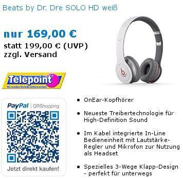 So sieht das QR-Shopping aus: Eines der Angebote des Oldenburger Elektronikhändlers Telepoint