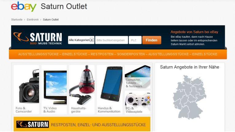 Sowohl Redcoon wie auch Saturn haben ihr Outlet-Angebot ausgebaut.