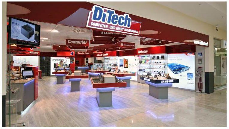 Der umsatzstärkste österreichische Elektronikversender DiTech wurde Anfang 2014 insolvent